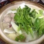 纏 - とり鍋(冬季限定)