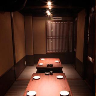 【夜の接待に使える】夜の接待・会食に和食と個室の永山
