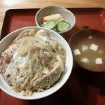 ニコー - カツ丼・¥680