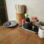 ニコー - 昭和の雰囲気を出しているテーブルセット