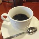 中華料理 栄海 - サービスのコーヒー