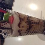 Qoo Qoo Cafe - 一番人気のアイスチョコラータ