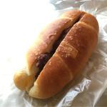 小麦の森 - 塩あんぱん ¥129