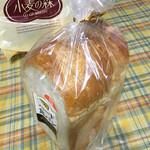 小麦の森 - ハード食パン 1/3 5枚切 ¥206→¥186