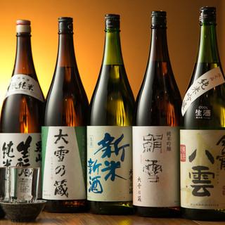 北海道の珍しい地酒・地焼酎あれこれ♪