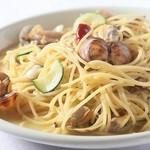 ラ・ベルデ - 【Pasta】ボンゴレビアンコ 浅利とズッキーニのスパゲッティ