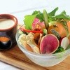 季節の野菜 バーニャカウダー