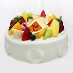 菓子工房みわあおに五月台4丁目 - デコレーションケーキ6号(予約可)