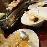 ホルモン・焼肉 キムチ