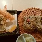 小松庵 - 桜切り味くらべ