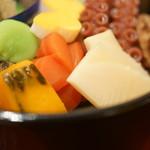 草津亭 - 口取(くちどり)、胡蘿蔔(にんじん)、笋(たけのこ)