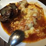 タベルナ カディス - 豚肉とチーズ♬