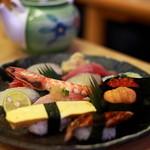 48098896 - 握り寿司