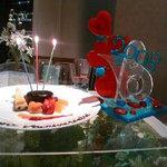 SAKURA - サクラ・お誕生日用のデザート