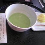 笹屋伊織 - 季節の和菓子と抹茶♪