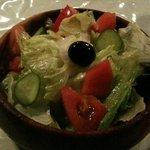 ITALIAN GARDEN - ランチセットのサラダ