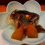 新宿栄寿司 - お通し