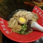 神屋流 博多道場 - 特黒ラーメン(16-03)