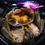 48102876 - 上海蟹の紹興酒漬け