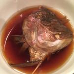 GYOぎょ魚 - 鯛のあら煮