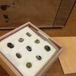 一乗寺中谷 - 絹ごし緑茶てぃらみす