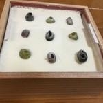 一乗寺中谷 - 絹ごし緑茶てぃらみす 1640円