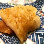 鮨 ます田 - 2016/2_みる貝の醤油つけ焼き