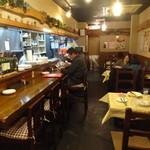 イタリアン居酒屋 Tino - 店内(2016年2月来店)
