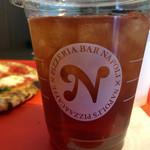 ナポリス ピッツァ&カフェ - ウーロン茶