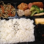 サンカクマート - 幕の内 449円