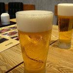 七福ろう - ひぇ~やっと出会ったビール