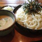 豊寿庵 - 料理写真:ゴマだれうどん(大盛)\850