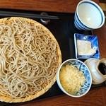 さっぽろ玄庵 白石本郷店 - おろし蕎麦??