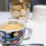 神楽坂 ヴェーリ - エスプレッソと茶菓子