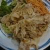 たけうま - 料理写真:生姜焼き