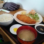 ドッグテイル - トンカツ定食
