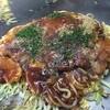 たんぽぽお好み焼店 - 料理写真: