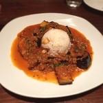 TRUVA - ムサカ(トルコの茄子とひき肉のスパイシー炒め)