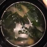 48117630 - 味噌汁