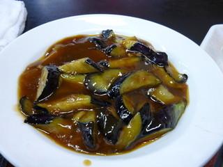 中華料理 哲ちゃん - マーボー茄子