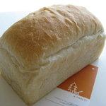 ア ターブル - 料理写真:山型パン(プレーン)600円