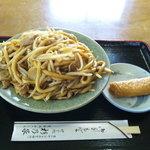 杉乃家 - 浪江焼そば
