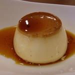 ぷちっく - デザート一番人気!とろける自家製プリン