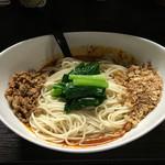 48121141 - 「汁なし担々麺」800円