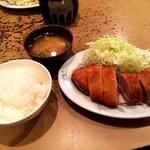 ミキスケ - とんかつ定食