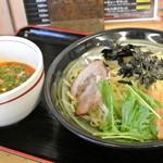 48127889 - 麺屋無双・担々つけ麺¥780(2015.07)