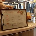 nu dish Mousse Deli & Cafe - ■店内だと1200円、テイクアウトだと1000円