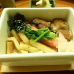 懐石料理 桝田 - 蒸し寿司