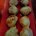 TACCO PIRE (タコピアフェスタ味楽街) - おまちかねのタコ焼です。