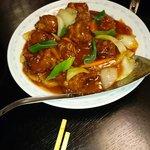 青葉飯店 - 酢豚